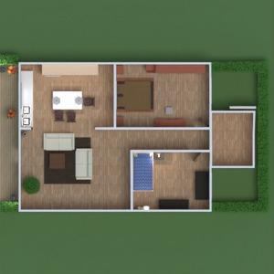 floorplans butas namas terasa baldai pasidaryk pats vonia miegamasis svetainė garažas virtuvė eksterjeras biuras renovacija kraštovaizdis valgomasis аrchitektūra sandėliukas studija prieškambaris 3d