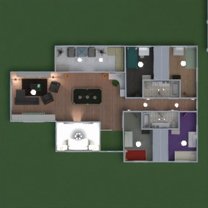 floorplans house terrace bathroom bedroom living room garage kitchen outdoor dining room architecture storage 3d
