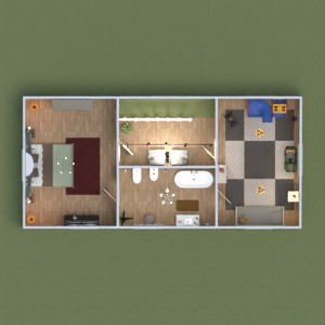 floorplans house terrace furniture decor bedroom garage kitchen kids room lighting household dining room architecture 3d