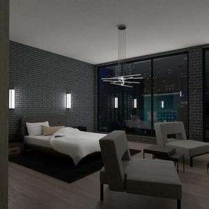 floorplans meubles décoration salle de bains chambre à coucher rénovation 3d