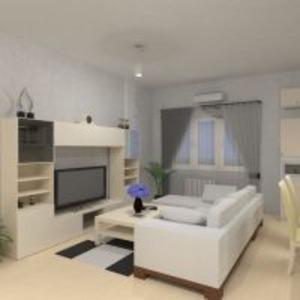 floorplans apartamento muebles bricolaje cuarto de baño dormitorio habitación infantil iluminación estudio descansillo 3d
