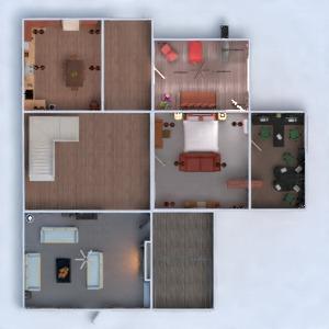 планировки терраса 3d