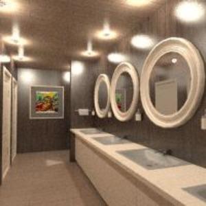 floorplans dekor badezimmer architektur 3d