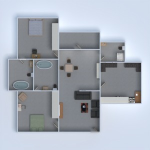 floorplans furniture 3d