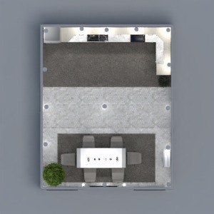 floorplans house kitchen 3d