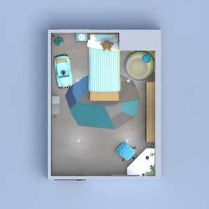 floorplans house decor bedroom kids room 3d