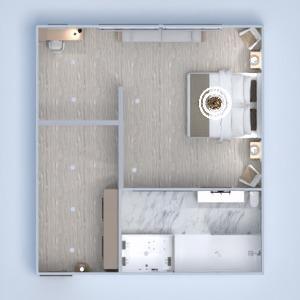 floorplans cuarto de baño dormitorio 3d