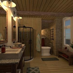 floorplans namas baldai vonia apšvietimas 3d