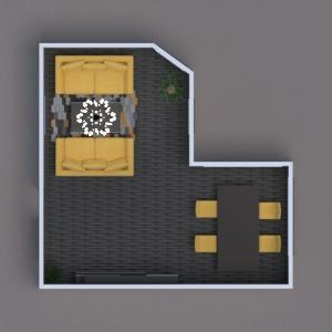 floorplans wohnzimmer esszimmer 3d