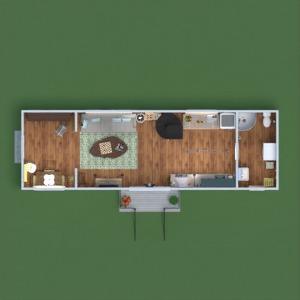 floorplans dom meble wystrój wnętrz łazienka pokój dzienny 3d