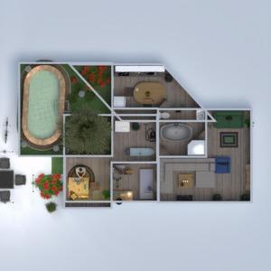 планировки ванная спальня гостиная кухня улица 3d
