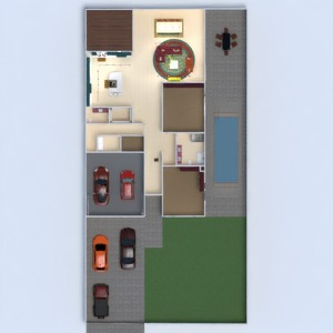 floorplans house furniture decor bathroom living room kitchen lighting dining room 3d