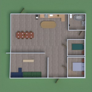 floorplans furniture decor bathroom bedroom living room 3d