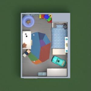 floorplans maison décoration diy salon chambre d'enfant 3d