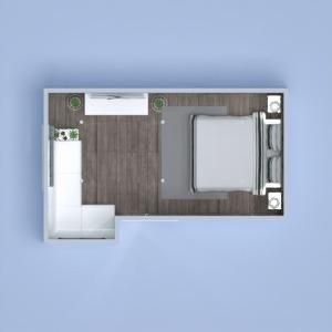 планировки декор спальня освещение 3d