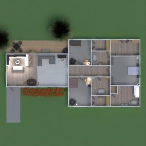 floorplans house diy bedroom kitchen outdoor 3d