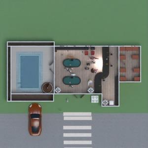 floorplans café 3d