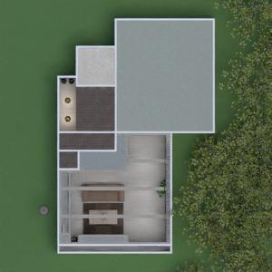 планировки дом мебель декор сделай сам гостиная 3d