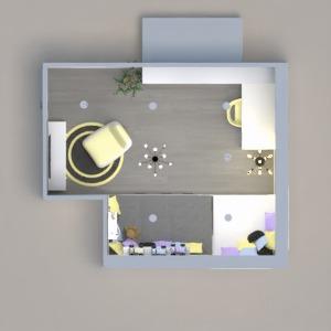planos habitación infantil 3d