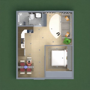 floorplans appartement décoration diy 3d