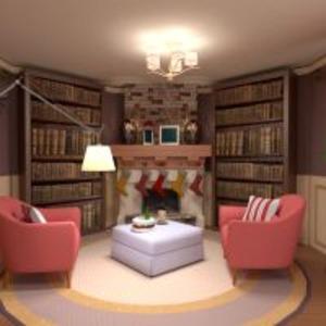 floorplans butas dekoras svetainė 3d