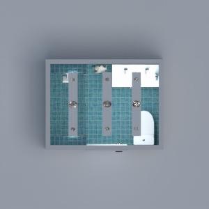 планировки ванная освещение 3d