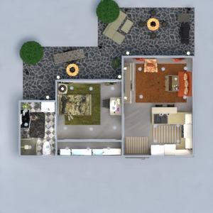 floorplans apartamento decoración estudio 3d