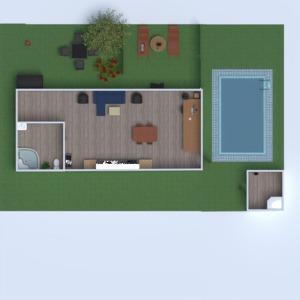 floorplans zrób to sam łazienka sypialnia pokój dzienny na zewnątrz 3d