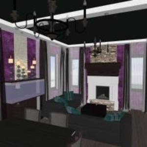 floorplans maison décoration salon 3d