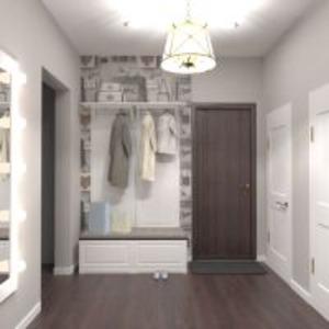 floorplans apartment house furniture decor storage entryway 3d