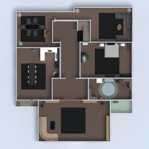 floorplans dom łazienka sypialnia pokój dzienny kuchnia na zewnątrz pokój diecięcy biuro 3d