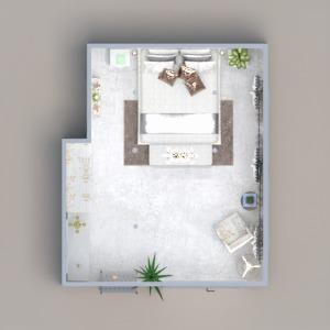 floorplans maison meubles décoration chambre à coucher 3d