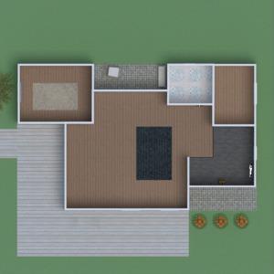 планировки дом терраса улица 3d