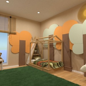 floorplans decor bedroom kids room 3d