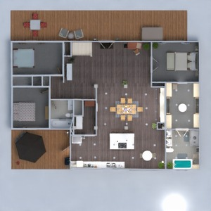 floorplans haus wohnzimmer küche renovierung esszimmer 3d