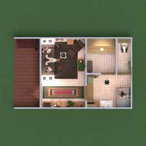 floorplans namas baldai dekoras vonia svetainė eksterjeras apšvietimas renovacija аrchitektūra 3d