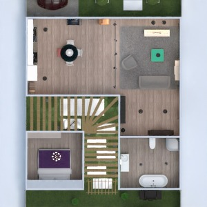 floorplans wohnung haus terrasse mobiliar dekor badezimmer schlafzimmer wohnzimmer küche outdoor beleuchtung esszimmer architektur 3d