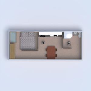 планировки квартира ванная спальня кухня столовая 3d