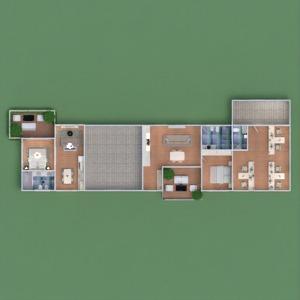 floorplans apartment bedroom living room kitchen outdoor office architecture studio 3d