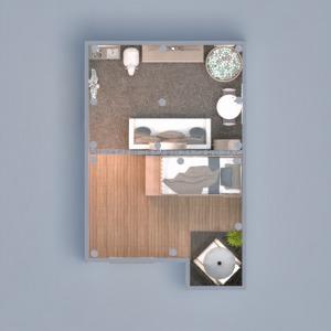 floorplans sypialnia pokój diecięcy 3d