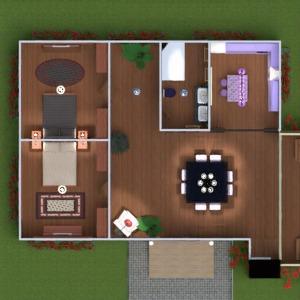 floorplans house furniture decor bathroom bedroom kitchen outdoor lighting landscape household dining room architecture 3d