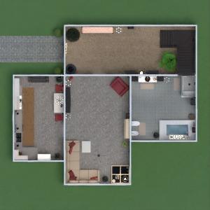 floorplans butas namas terasa baldai dekoras pasidaryk pats vonia miegamasis svetainė virtuvė vaikų kambarys apšvietimas renovacija kraštovaizdis namų apyvoka kavinė valgomasis аrchitektūra sandėliukas studija prieškambaris 3d