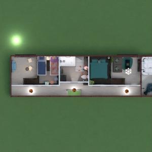 floorplans dom wejście 3d