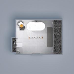 floorplans meubles décoration salle de bains eclairage 3d