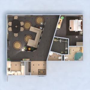 planos apartamento muebles decoración bricolaje cuarto de baño dormitorio salón cocina iluminación reforma comedor trastero descansillo 3d