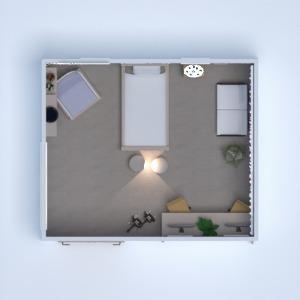 progetti camera da letto studio 3d