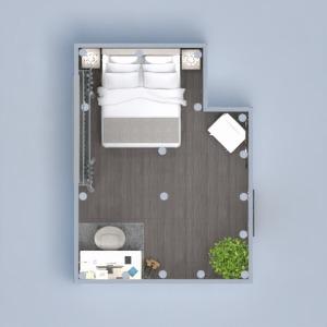 floorplans chambre à coucher 3d