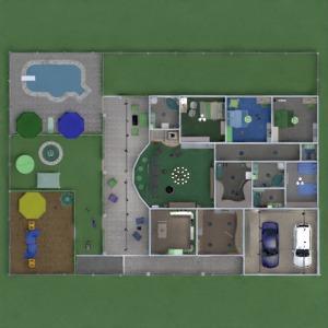 floorplans dom taras meble wystrój wnętrz łazienka sypialnia pokój dzienny garaż kuchnia pokój diecięcy oświetlenie przechowywanie wejście 3d