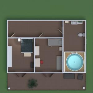 планировки дом терраса мебель ванная спальня гостиная гараж кухня детская архитектура прихожая 3d