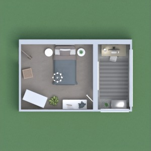 floorplans dekoras miegamasis 3d